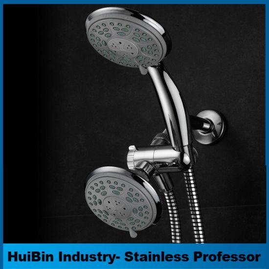 China Bathroom Sanitary Ware of 3 Way Handheld & Fixed Shower Heads ...