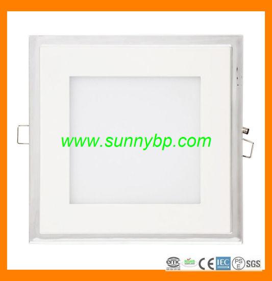 """220V 12W 6"""" White LED Ceiling Downlights"""