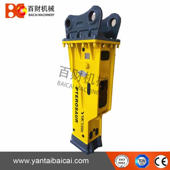 Silent Type Soosan Sb81 Hydraulic Rock Breaker