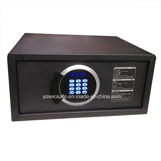 Hot Selling Electronic Steel Safe for Hotel Room