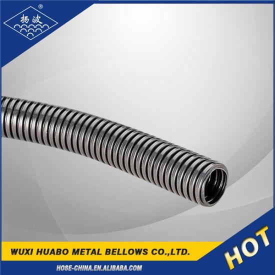 Yangbo Stainless Steel Flexible Conduit Pipe Tube