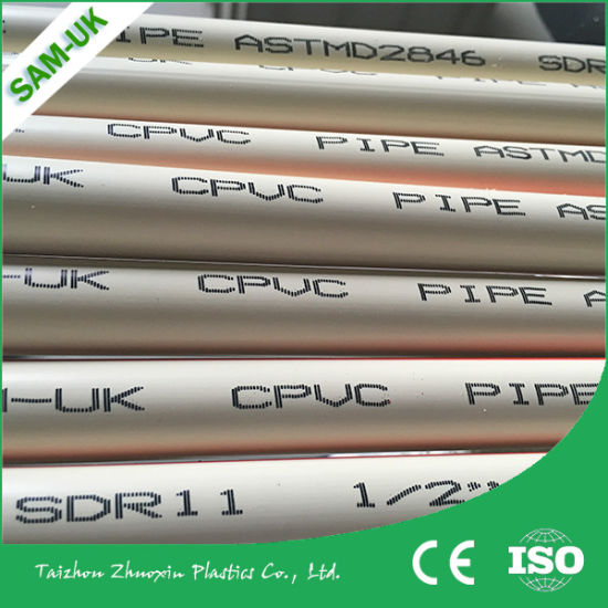 China ASTM BS Standard White PVC Drainage Pipe/PVC Drainage