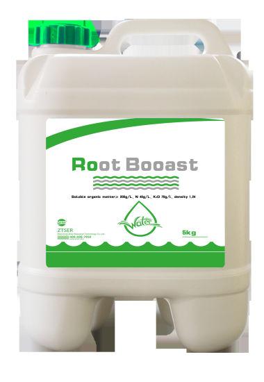 Low Price Dark Brown Biological Technology Water Soluble Fertilizer