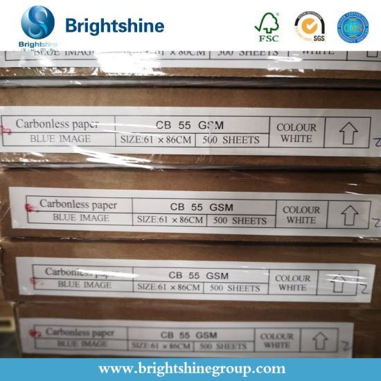 3 Ply Carbonless NCR Paper
