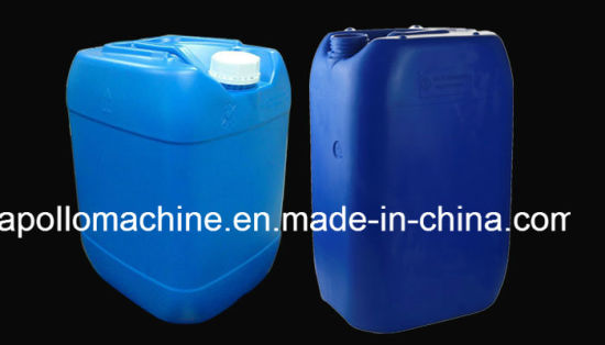 Full Automic 4 Gallon HDPE Drum Blow Molding Machine pictures & photos