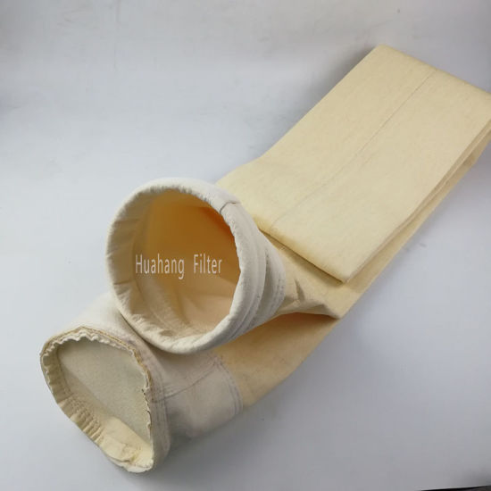 High temperature Nomex air Filter Bags Manufacturer dust collector filter bag