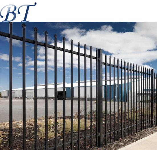 Decorative Metal Garden Fence Panels