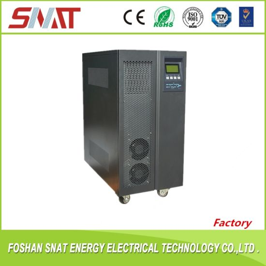 China Factory Price! 20kw Single-Phase Power-Frequency IGBT