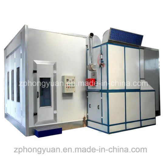 Auto Painting Equipment with Oil Burner