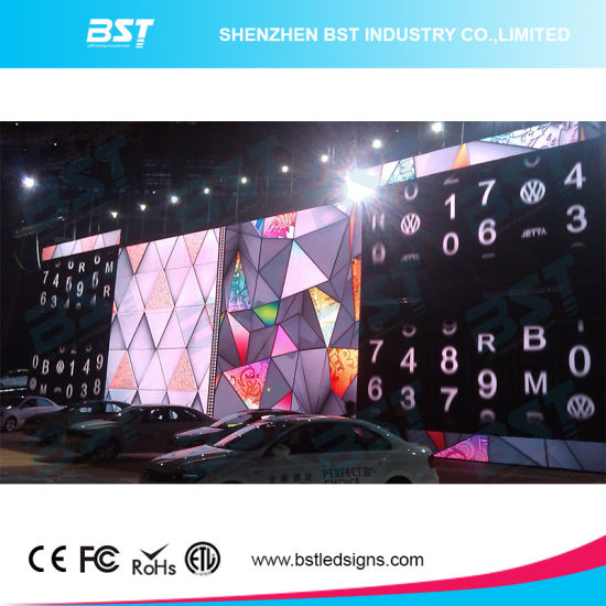 China Best Price P1 9mm Small Pixel Indoor LED Display