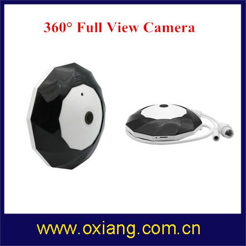 Full View 12 PCS IR Lights WiFi IP Camera P2p 2 Way Intercom 960p WiFi CCTV Camera