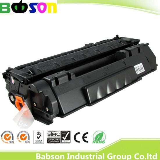 Favorable Price Good Quality Black Printer Toner Cartridge for HP Q5949A