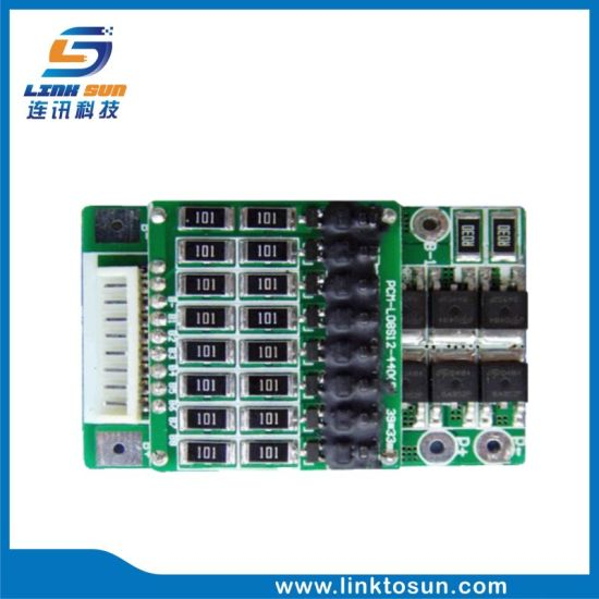 7s 12A PCM BMS for Li-ion Li-Poly Battery Pack with Balancing pictures & photos