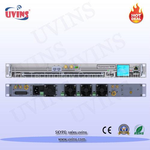 DVB-T/H/T2, ISDB-T/Tb, DAB/DAB+/T-DMB, ATSC, PAL, NTSC Modulator