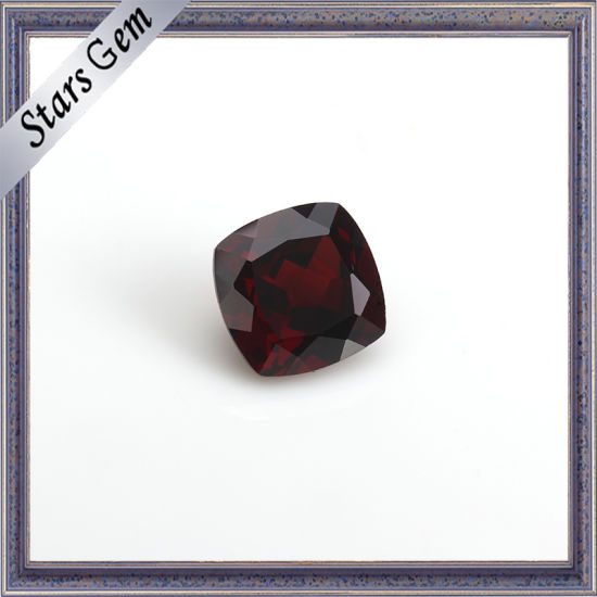 AAA Quality 15 Piece Natural Amethyst 7X7 MM Cushion Cut Loose Gemstone