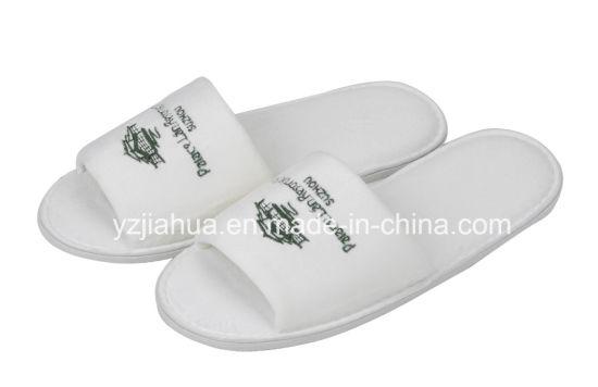 909e2413c China Hot Sale Five Star Hotel Washable EVA Slipper - China White ...