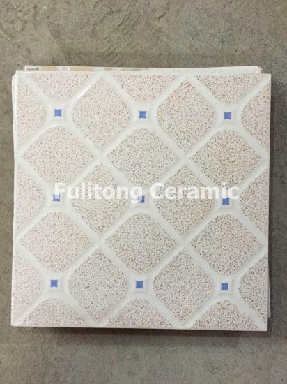Screen Print Ceramic Floor Tile