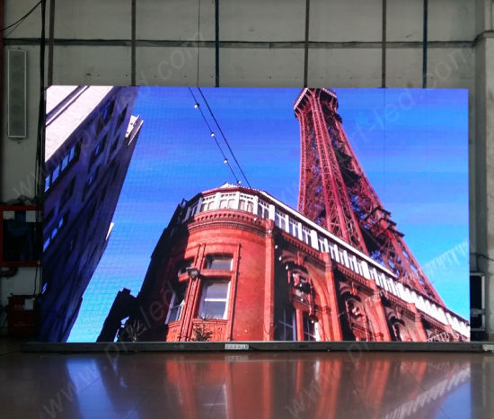 High Contrast P3 Indoor Full Color Video LED Wall Panel pictures & photos