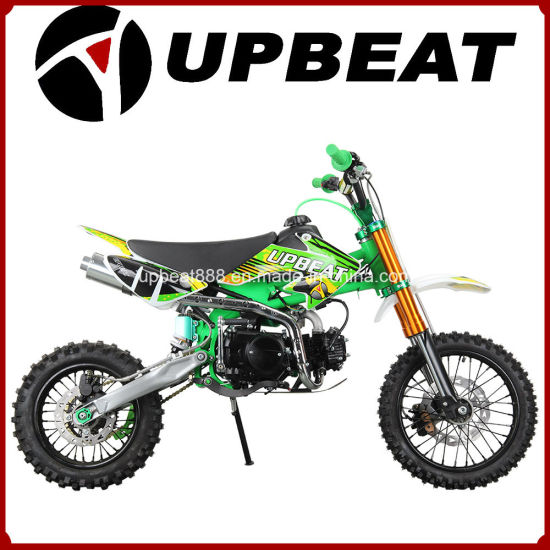 Upbeat Cheap Dirt Bike Pit Bike 125cc with CNC Triple pictures & photos
