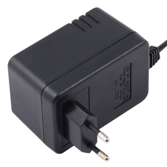 Linear Power Adapter Supply with GS, UL, UK, CE Certified