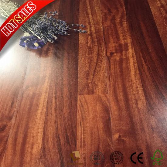 China 12mm 11mm Hand Scraped Fir Laminate Flooring China Hardwood
