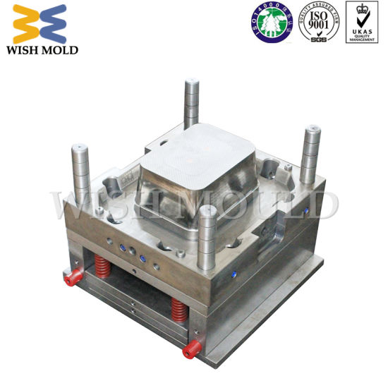 China Top Quality Plastic Mould Injection for Model Fruit Basket Mold