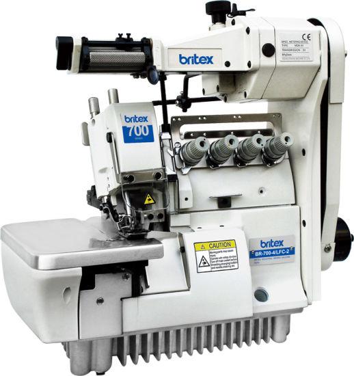 Br-700-4/Lfc-2 Super Four-Thread High Speed Elastic Overlock Sewing Machine