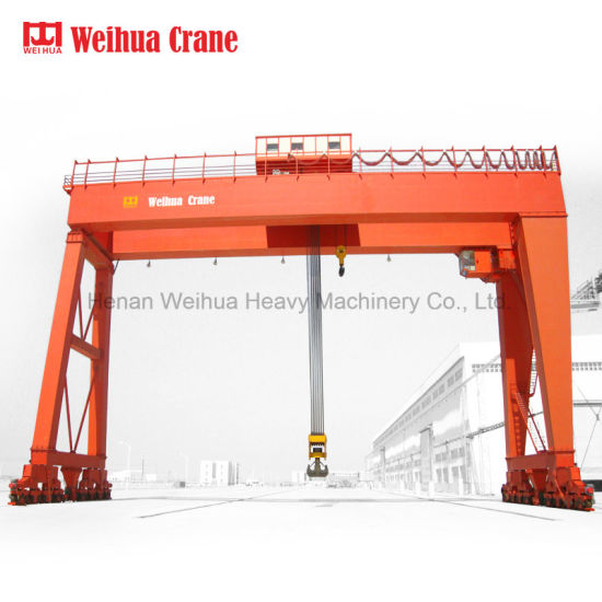 Famous Brand Gantry Crane Manufacturer in China