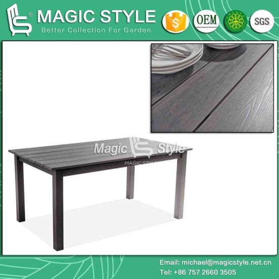 China Poly Wood Table Coffee Table Dining Plastic Table Outdoor - Polywood coffee table