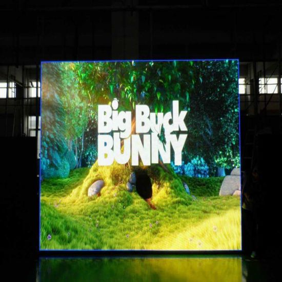 HD P10 Outdoor Advertising LED Video Display