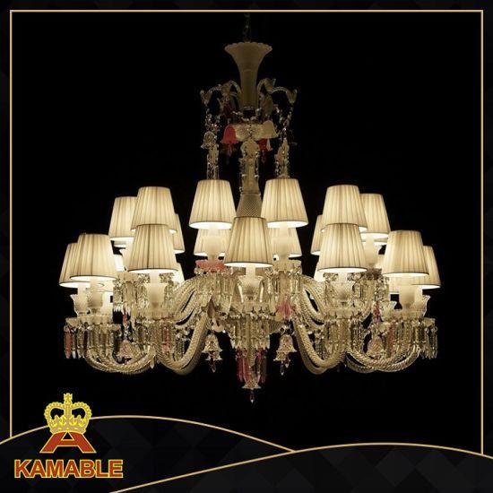 China modern hotel decorative glass chandelier lamp km z0726b 24mx modern hotel decorative glass chandelier lamp km z0726b 24mx mozeypictures Image collections