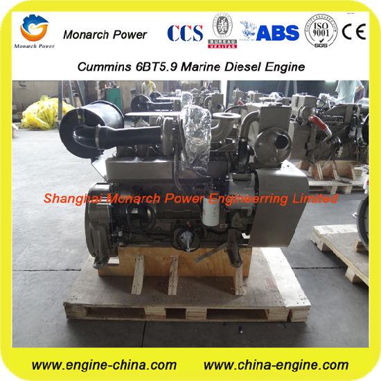 China Marine Engine Cummins 6bt for Sale - China Cummins 6bt