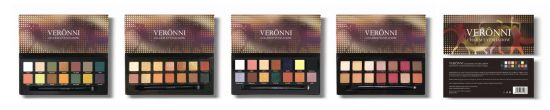 OEM 12 Colors Private Label Eyeshadow Eyeshadow Palette pictures & photos