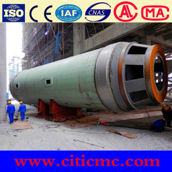 Cement Grinding Mill Plant&Cement Grinding Ball Mill pictures & photos