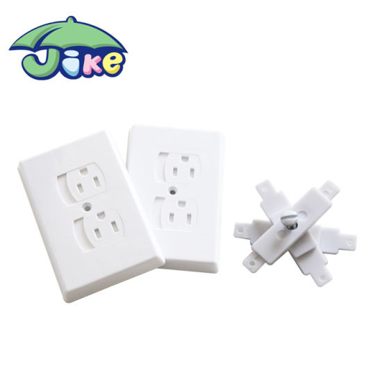 China Jike Electric Plug Covers Usa Socket Cover Protective Outlet