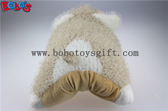 Throw Pillows Soft Plush Stuffed Dog Outdoor Cushions pictures & photos