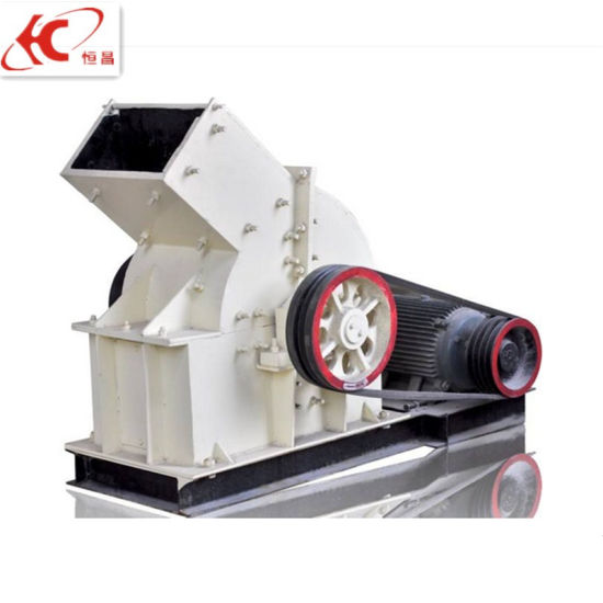 High Durable Hammer Stone Crusher with Chromium Iron Hammer Head