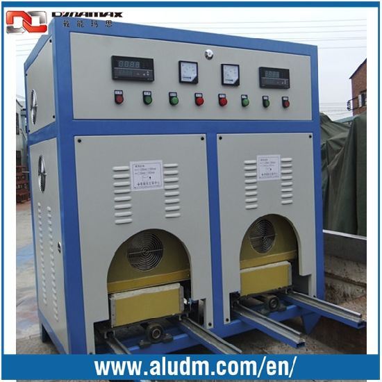 Aluminium Extrusion Machine with 1400t Three Bins Extrusion Die /Mould Furnace pictures & photos