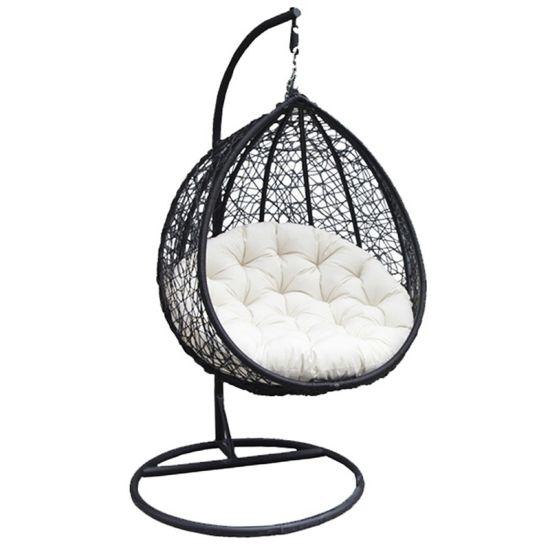 Egg Chair Hang.China Garden Swing Rattan Hang Egg Chair With Iron Frame China