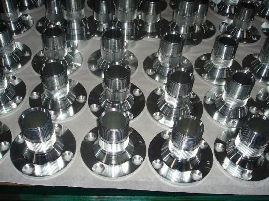 Zinc Plated Spline Hub with CNC Machining pictures & photos