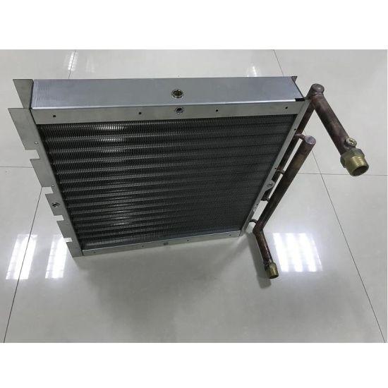 Hot Water Fan Heater Heat Exchanger Coil
