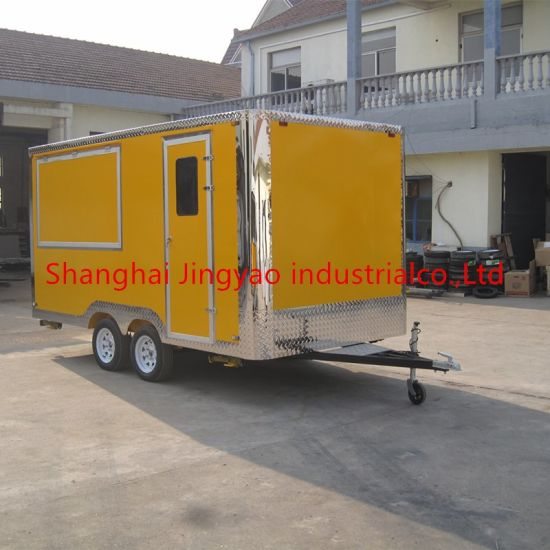 Hot Selling Outdoor Mobile Mini Food Truck Ice Cream for Sale