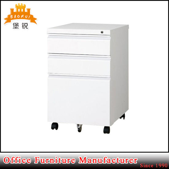 Bas-040 Steel Office Furniture Mobile Pedestal Cabinet with Wheel pictures & photos