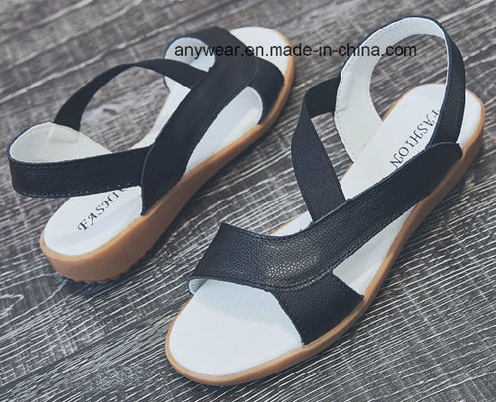 e9f9159a8 China Ladies Chunkey Heel Shoes Footwear Women′s Fashion Sandals ...