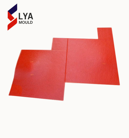 Polyurethane Concrete Plaster Form Stamped Wall Stone Tiles Molds pictures & photos