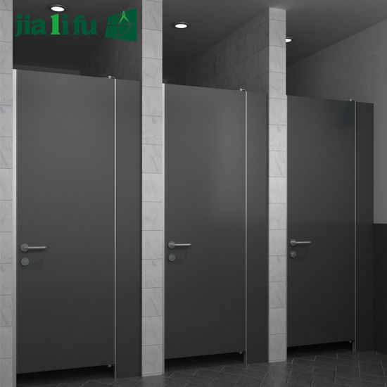 Jialifu Easy to Clean High Pressure Laminate Toilet Partiton pictures & photos
