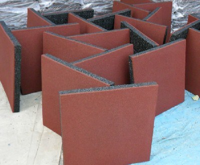 Outdoor Rubber Flooring/Playground Rubber Tiles/Wearing-Resistant Rubber Tile pictures & photos