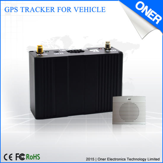 GPS Car Tracker with Two-Way Conversation