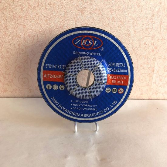 High Quality Grinding Wheel for Stainless Steel Metal -180X6X22.2 pictures & photos