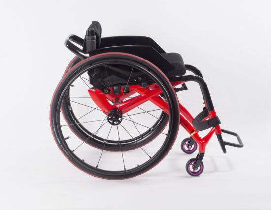 High Quality Sport Wheelchair with Ce Certification